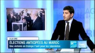 Elections anticipées au Maroc: une victoire en trompe l'oeil pour les islamistes