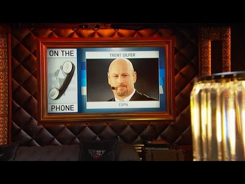 Trent Dilfer of ESPN calls in to the show - 11/16/15