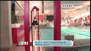University of Louisville Swimming & Diving at Ralph Wright Natatorium