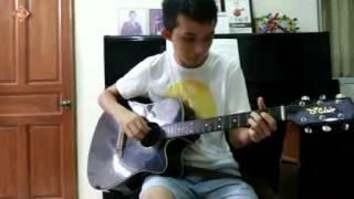 Haru haru guitar Yi-Xiun