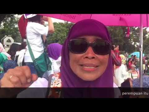 Woman's March Jakarta 2018