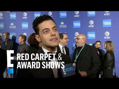"Rami Malek: Freddie Mercury Would Be Tickled By ""Bohemian Rhapsody"" | E! Red Carpet & Award Shows Mp3"
