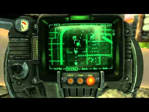 Achievement Guide: Fallout - New Vegas - Globe Trotter (All