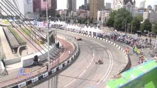 VKV City Racing 2013 - Interview met Jos Verstappen