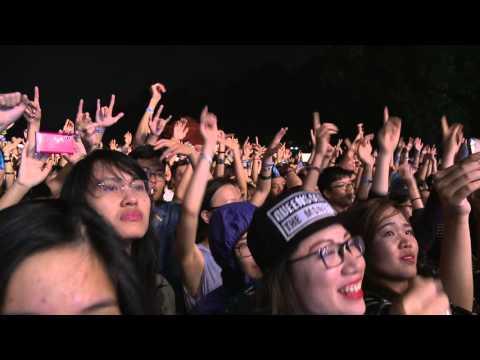 TÓC TIÊN - LỄ HỘI ÂM NHẠC QUỐC TẾ 2015 | MONSOON FESTIVAL 2015 | Ngày 2 -