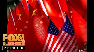 FOX Business  US-China tariff battle, Hong Kong under review by USCC