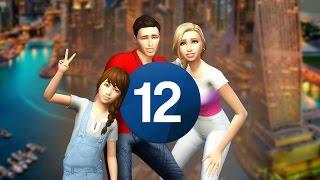 The Sims 4 ЖИЗНЬ В ГОРОДЕ: Девичник для Кэтрин! Девчонки в отрыве! :)
