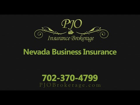 Nevada Business Insurance Services | PJO Insurance Brokerage