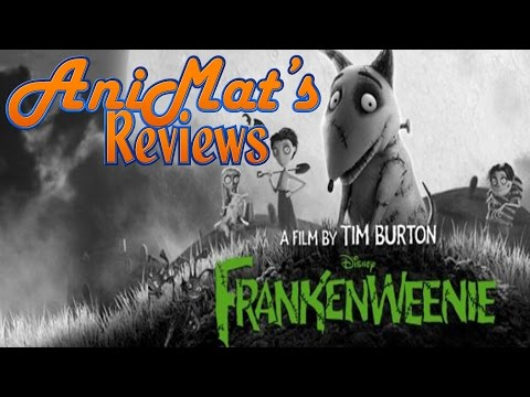 Frankenweenie - AniMat's Reviews