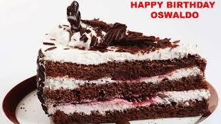 Oswaldo - Cakes Pasteles_1227 - Happy Birthday