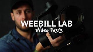 Zhiyun Weebill Lab // Sample Footage with A7iii 16-35 F4