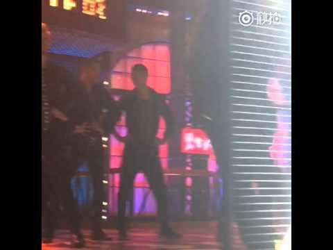 Hangeng 韓庚 對口型大作戰錄影 跳我呸play 現場2