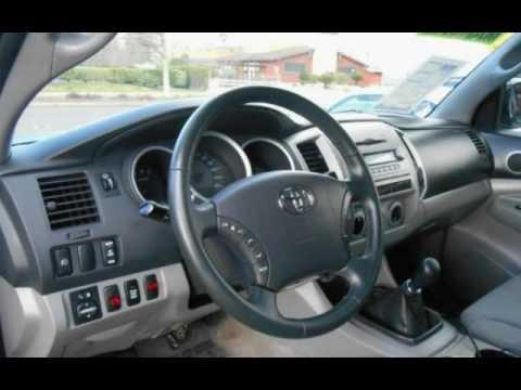 2007 toyota tacoma 4x4 manual transmission