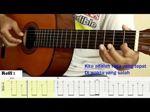waktu-yang-salah---fiersa-besari---fingerstyle-guitar-cover---tutorial-tab.