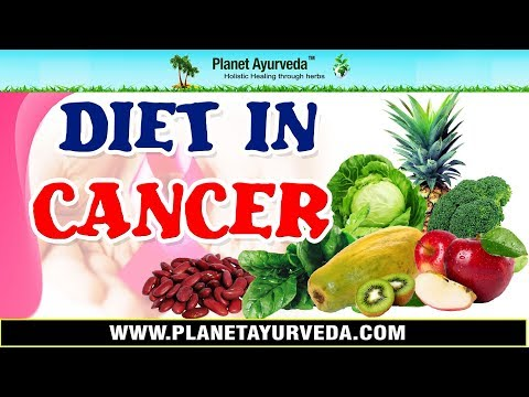 Diet in Cancer - Avoid & Recommended Foods | Acidic & Alkaline Foods List