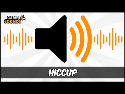 Hiccup - Sound Effect [HD]