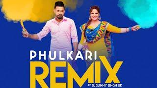 Phulkari Remix By Dj Sunny Singh Uk (Gippy Grewal) Mp3 Song Download
