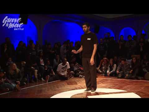 GROOVE'N'MOVE BATTLE 2015 - Popping Qualifications 43-57