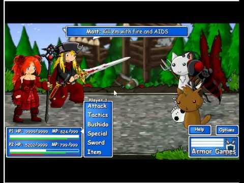 เกมส์y3และy8 เกมส์คู่หูผจญภัย2Epic Battle Fantasy 2 เกมมาใหม่