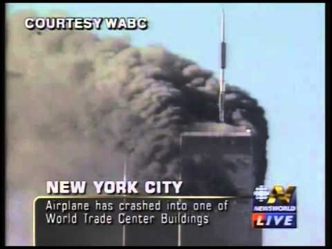 CBC 9-11-2001 News Coverage BREAKING NEWS