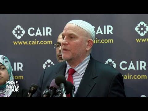 WATCH LIVE: Council on American-Islamic Relations reacts to New Zealand mosque shootings