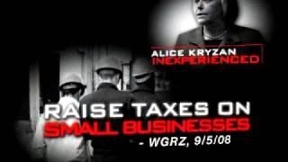 Chris Lee Ad on Alice Kryzan