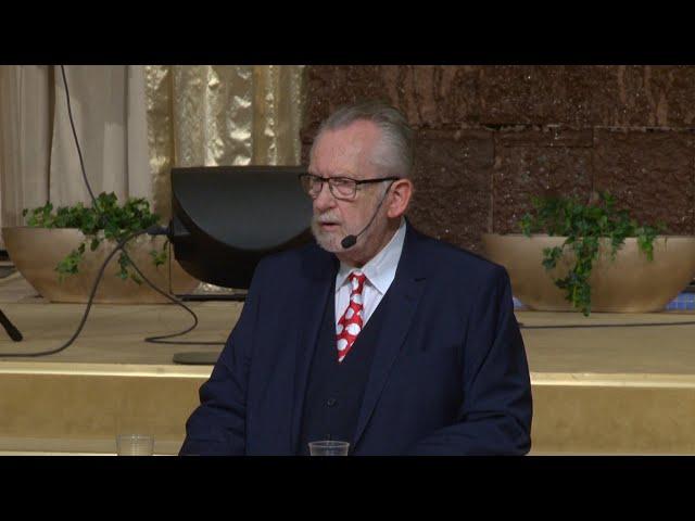 2 December 2018 Söndagsmöte med Gunnar Bergling