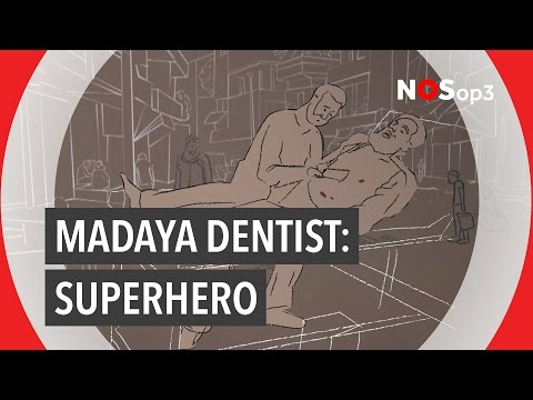 Madaya dentist: Syrian superhero | NOS op 3