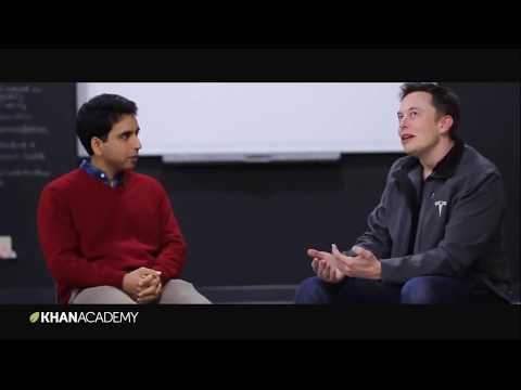 Илон Маск (Elon Musk) - Два варианта развития мира.
