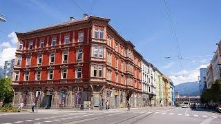 Innsbruck Walking Around The City