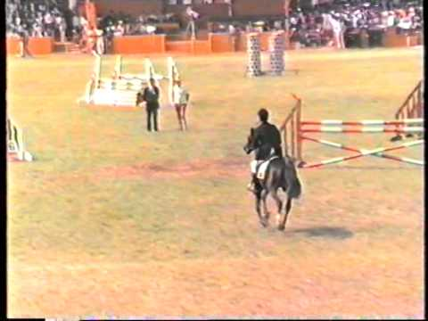 1987 Zambia   Lusaka, Derby, CHL, Grand Prix, part 13, Team Competition, Jump-off, by HabariSalam