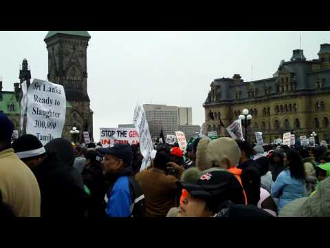Canadian-Tamil activist attacks Human Rights Watch