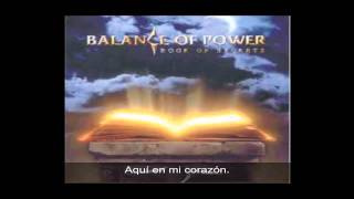 Watch Balance Of Power When Heaven Calls Your Name video