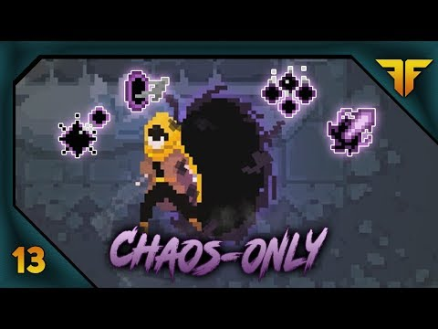 Fury Plays Wizard Of Legend | Part 13 - Chaos-Only Run
