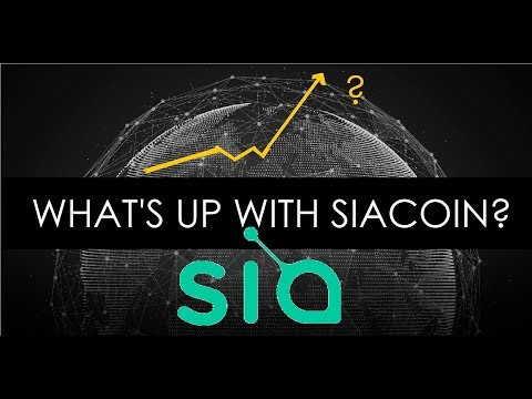Buy SiaCoin? Is SiaTech The Future Of Cloud Storage?