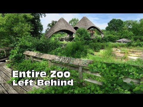 Exploring Detroit's Abandoned Zoo