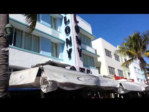 The Colony Hotel South Beach Miami