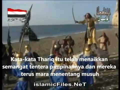Tariq bin Ziyad - Pahlawan Islam