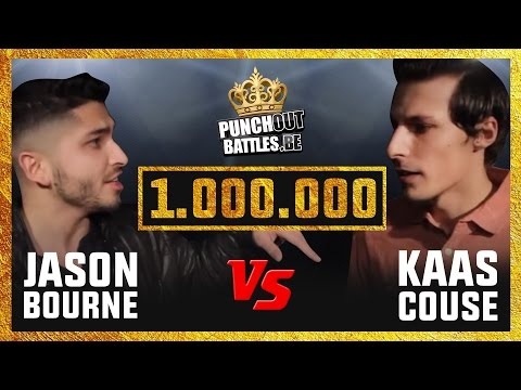 Jason Bourne vs Kaascouse PunchOutBattles BE