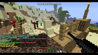 Minecraft: Call Of Duty Server With Awesome Gun Texture Pack (mc-war.com)