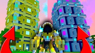 TROVE RADIANT WATCHTOWER & SHADOWY WATCHTOWER! ✪ Store Frameworks