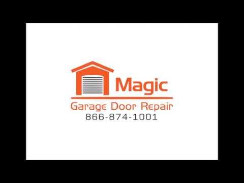 Menlo Park Garage Doors Repairs 650-399-4676 Spring Repair