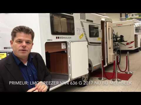 Review LMC Breezer Van 636 G 2017 te koop Knaus Meerbeek Caravans & Campers Doetinchem
