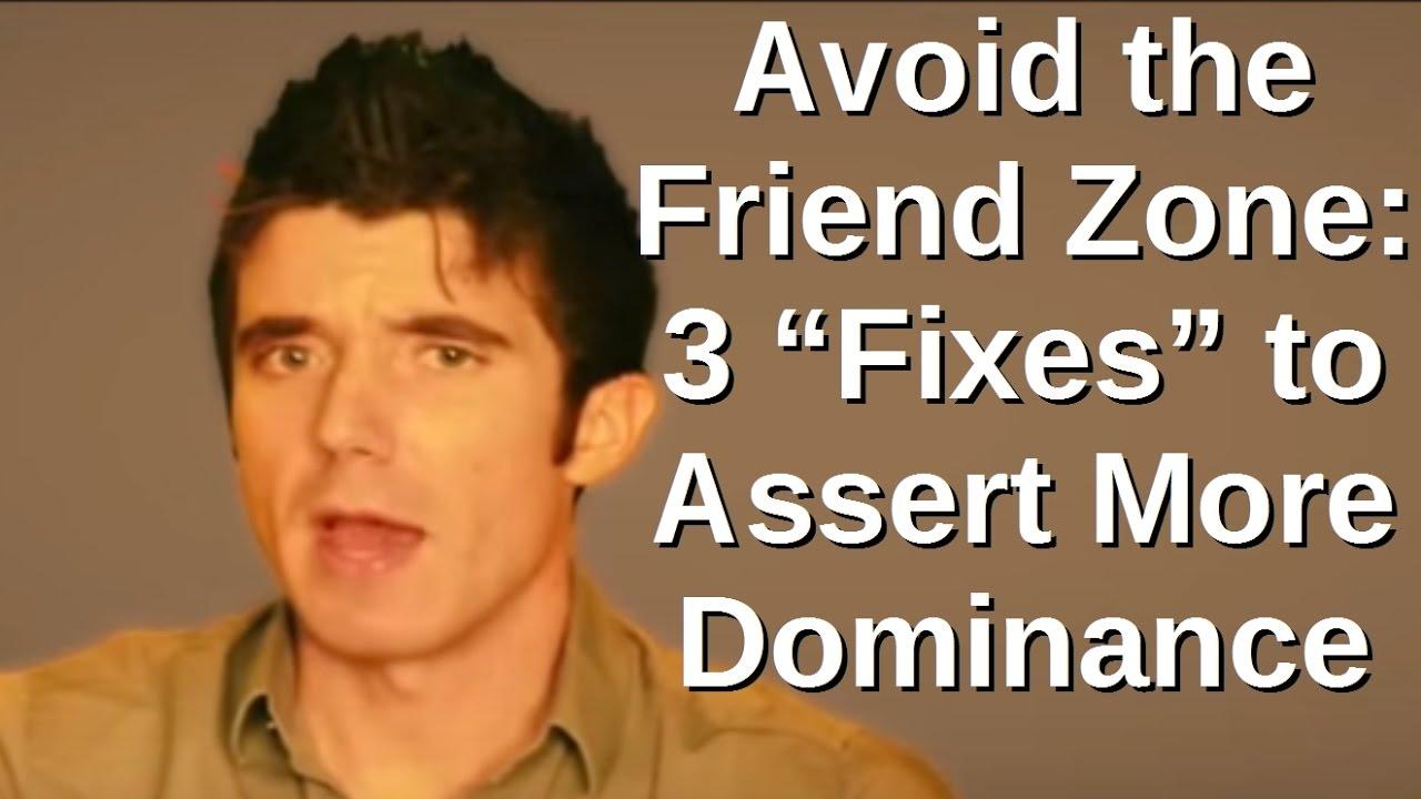 Avoiding friend zone