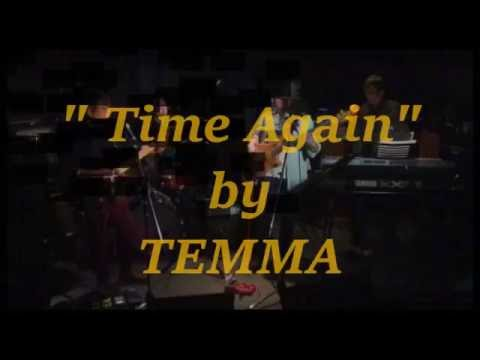 """TEMMA LIVE @ Harry's Cafe My Heart  """" Time Again (ASIA)"""""""