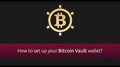 Bitcoin Vault Desktop Wallet Tutorial - English