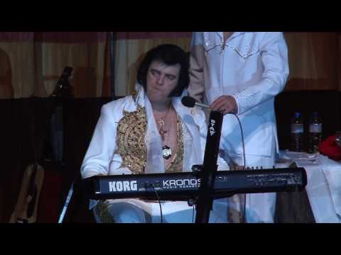 UNCHAINED MELODY  by ELVINHO ETA - THE ORIGINAL TRIBUTE ELVIS IN CONCERT