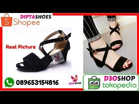 Toko Sepatu Wanita Online Murah | Jual Sepatu Wanita Murah 089653134816