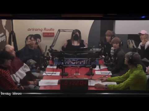 170501 Arirang Radio K-Poppin' VARSITY