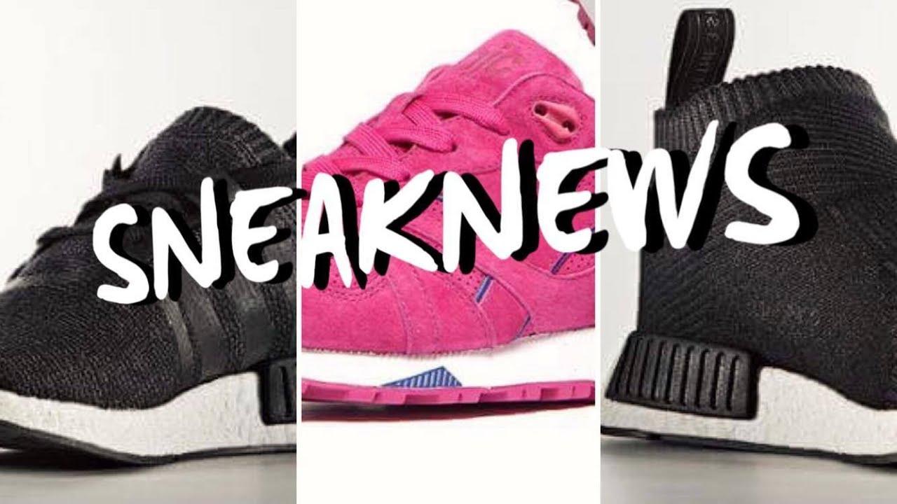 3f1107630751d ... clearance sneaknews adidas nmd r1 cs1 pk winter wool x nike flyknit  racer blackout youtube 66932